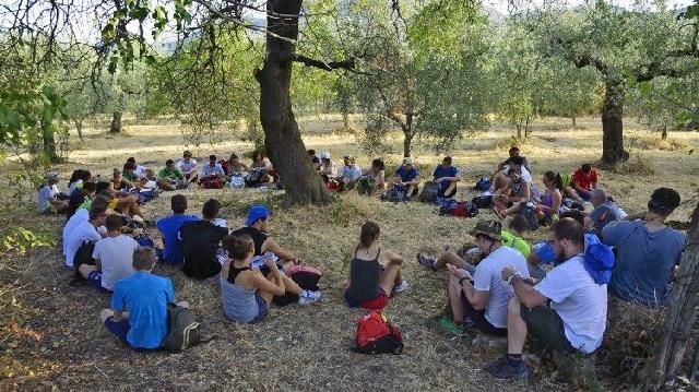 """""""Mii de tineri italieni în drum spre Roma, la veghea de rugaciune cu papa Francisc"""","""