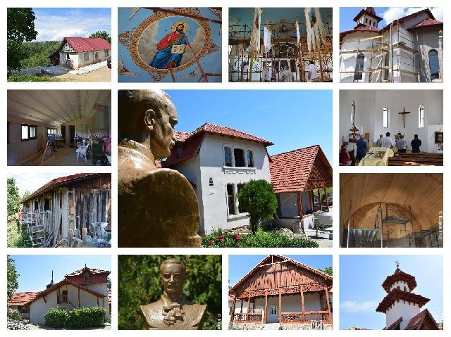 Vizita de lucru a Preasfintiei Sale Virgil în Parohii,