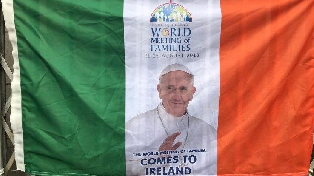 Programul calatoriei apostolice a papei Francisc în Irlanda la Întâlnirea mondiala a familiilor,