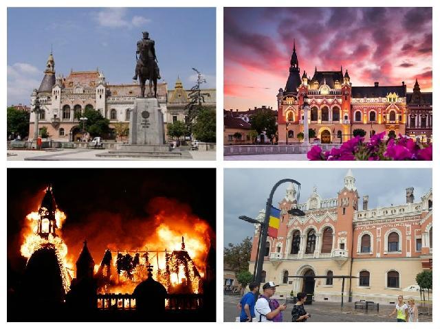 Comunicat de presa referitor la incendiul care a devastat Palatul Episcopal Greco-Catolic din Oradea,