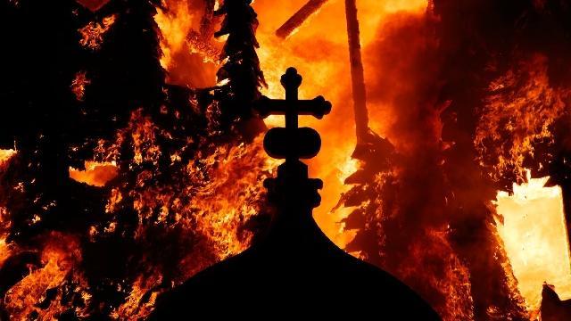 """""""Prima declaratie publica a Preasfintitului Virgil Bercea, Episcop Greco-Catolic de Oradea, dupa incendiu din 25.08.2018, care a devasat Palatul Episcopal Greco-Catolic"""","""