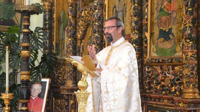 """""""COMUNICAT: Pr. Cristian Barta, Vicar general al Arhieparhiei de Alba Iulia si Fagaras"""","""