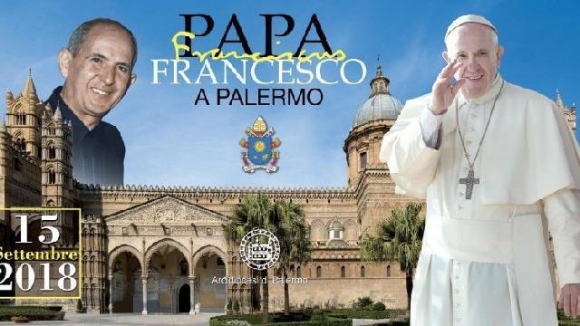 Papa Francisc efectueaza o vizita pastorala în Sicilia pe 15 septembrie 2018,