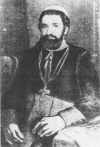 Episcopul greco-catolic Ioan Inocentiu Micu-Klein,