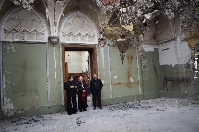 Vizita Arhiepiscopului de Udine la Oradea,