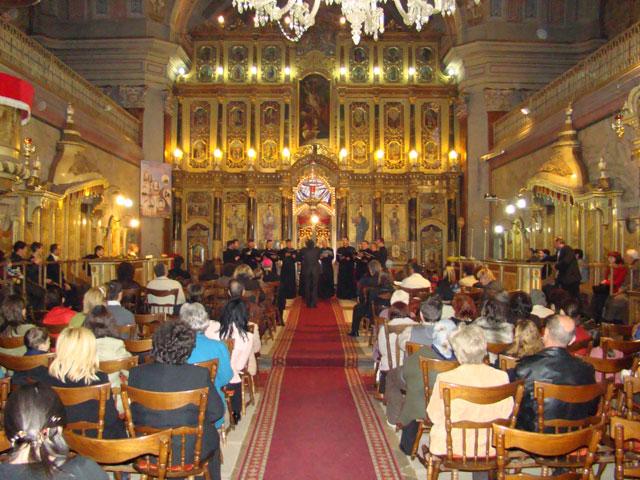 """Concert de Muzica Sacra la Catedrala """"Sfântul Nicolae"""","""