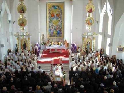 Episcopul greco-catolic Ioan Sisestean de Maramures comemorat in Statele Unite,