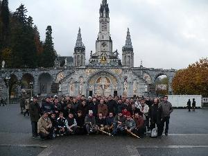 Pelerinaj la Lourdes,