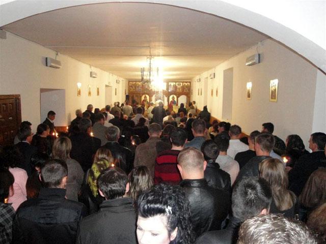 """""""Învierea Domnului praznuita la Calahorra, Spania"""","""