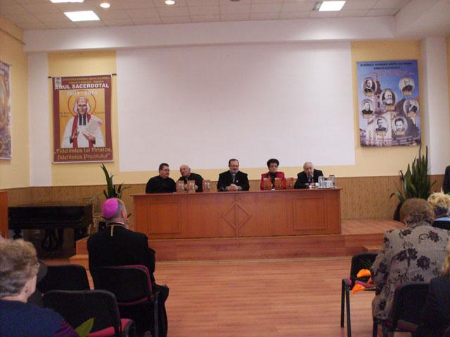 Dublu eveniment editorial la Seminarul Teologic Greco-Catolic din Oradea,