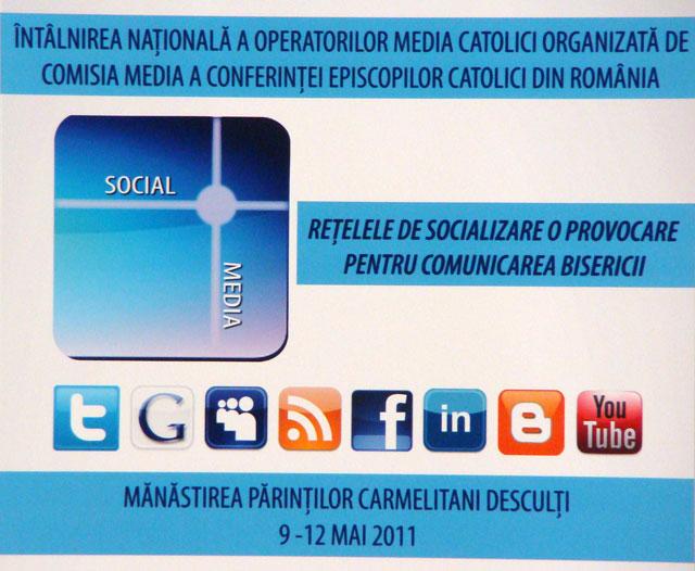 Comunicat de presa CER – Retelele de socializare – O provocare pentru comunicarea Bisericii Catolice,
