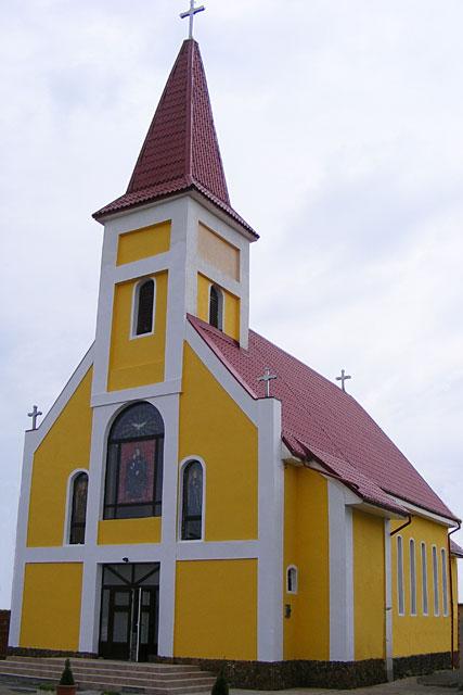 """""""Invitatie: Sfintirea noii biserici din Valea lui Mihai, 22 mai 2011"""","""