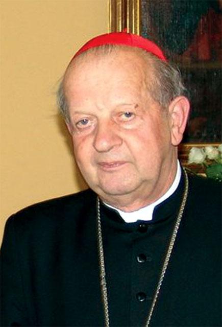 Comunicat de Presa ARCB: Cardinalul Dziwisz vine în România,