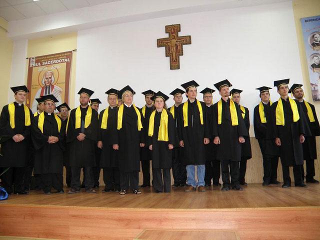 Ultimul sunet de clopotel la Facultatea de Teologie Greco-Catolica,