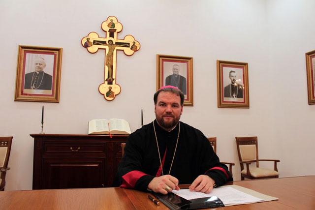 Comunicat: Preasfintia Sa Vasile Bizau este noul Episcop Eparhial al Maramuresului,