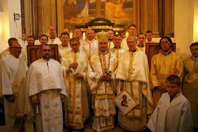 Vizita pastorala a P.S. Virgil în Austria,