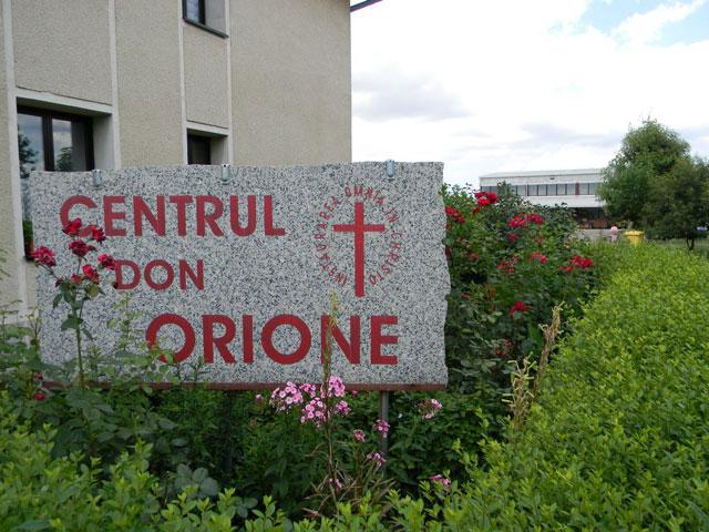 Liceul Don Orione: O gradina pentru copiii orasului,