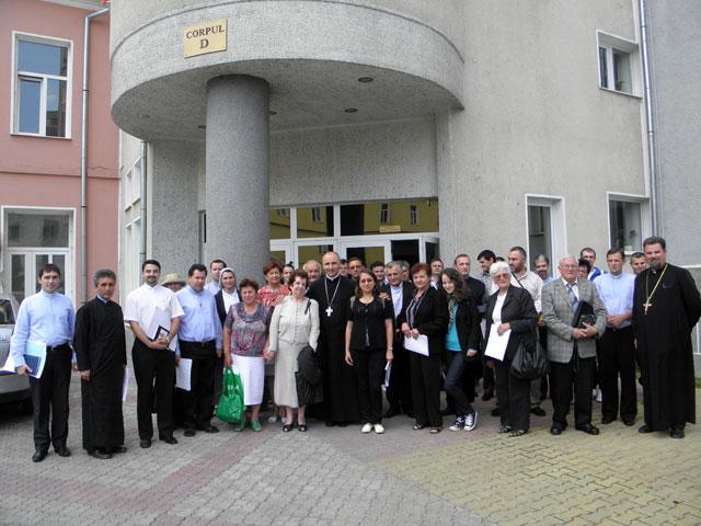 Stabilirea Planului Pastoral 2011-2012,