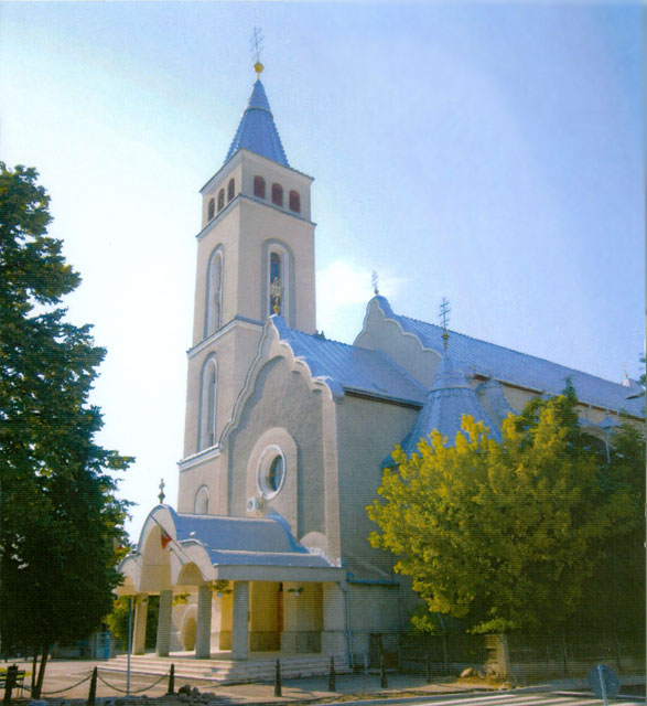 Comunicat: Biserica Greco-Catolica ia pozitie fata de intentia Bisericii Ortodoxe de a resfinti catedrala greco-catolica din Baia Mare,