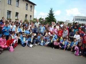 """""""Întâlnirea eparhiala a copiilor – Oradea, 30 mai 2009"""","""