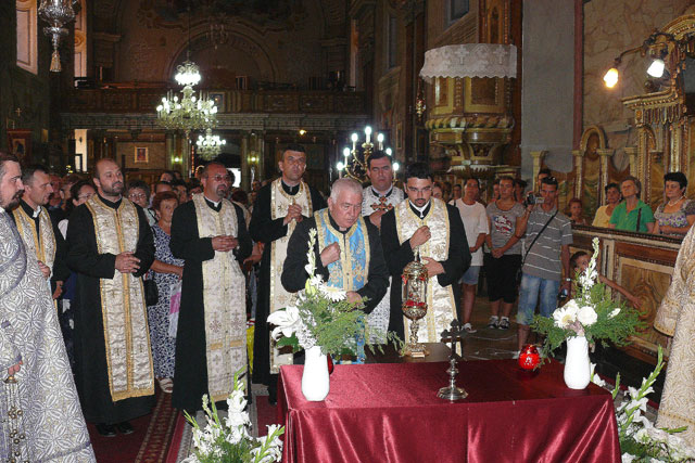 "Moastele Sfintei Rita la Catedrala ""Sfântul Nicolae"","