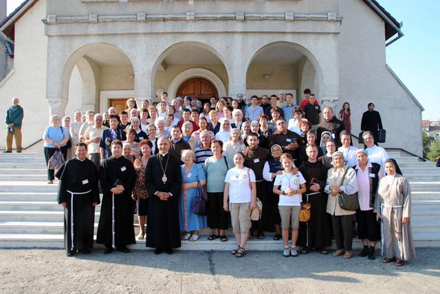 A treia întâlnire interfranciscana la Oradea,