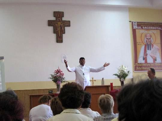 Reculegere spirituala cu parintele Anthony Saji,