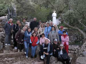 Pelerinaj Marian la Lourdes si Fatima,