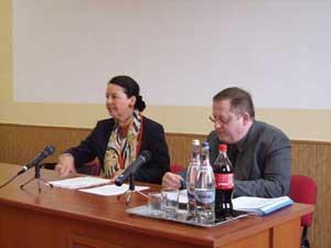 Conferinta de etica sociala catolica la Facultatea de Teologie Greco-Catolica Oradea,