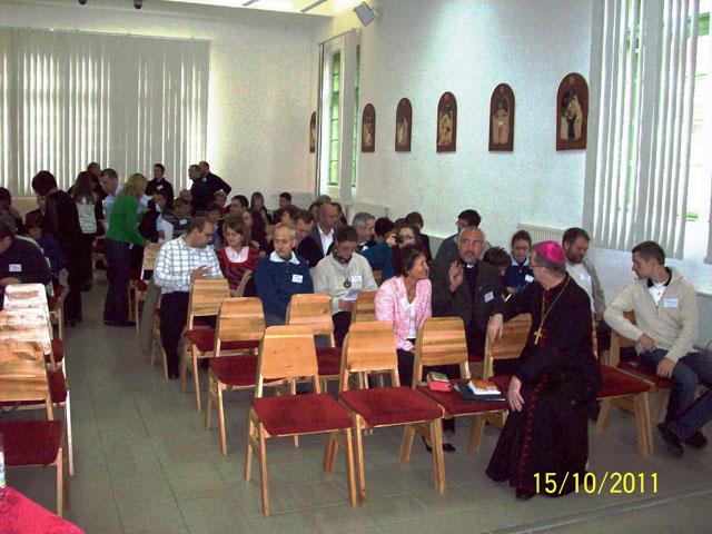 Prima Întâlnire Nationala a Familiilor Catolice din România,