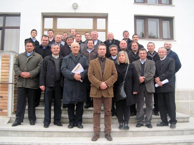 Curs de formare pentru preoti la Oradea,