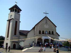 Darul indulgentei plenare pentru Manastirea Maica Domnului din Oradea,