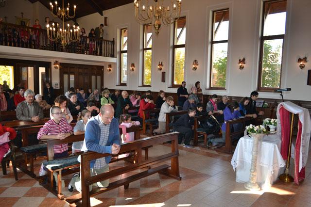 20 de ani de slujire a Congregatiei Don Orione în Oradea,
