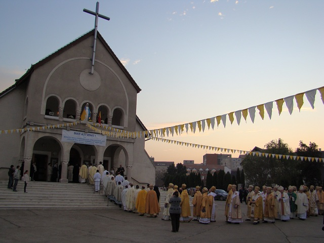 A treia zi a Sinodului Episcopilor Catolici Orientali din Europa,