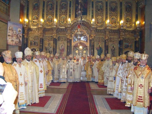 Închiderea Sinodului Episcopilor Catolici Orientali din Europa,