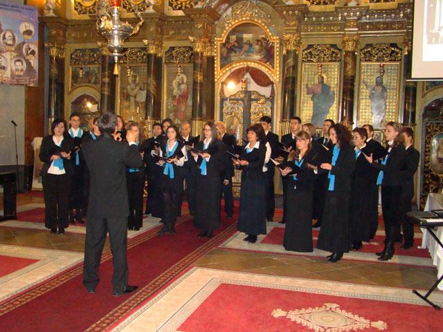 """""""Festivalul de Muzica Sacra Francisc Hubic, editia a VI-a"""","""