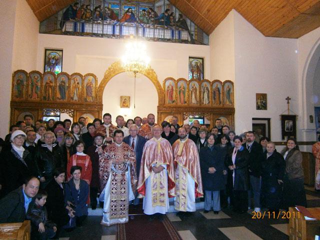 """""""Exercitii spirituale pentru familii – Oradea, 19-20 noiembrie 2011"""","""