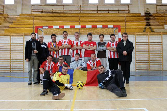 """Campionatul de fotbal inter-seminarial de la Prešov, Slovacia"","