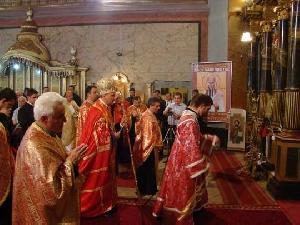 Deschiderea anului sacerdotal 2009-2010 la Oradea,