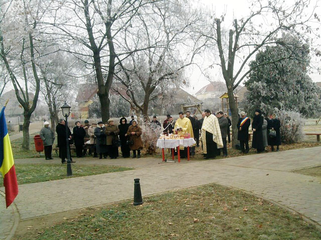 Ziua Nationala a României la Valea lui Mihai,