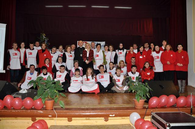 Comunicat Caritas: A sasea editie a Zilei Voluntarului Caritas,