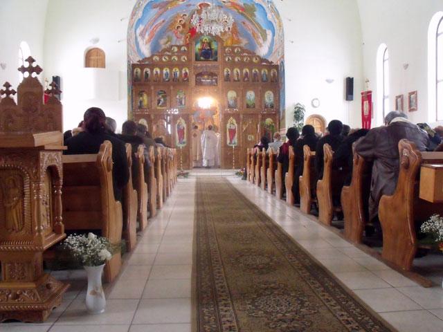 """Apostolatul familiilor în Parohia """"Sfintii Apostoli Petru si Pavel"""" din Zalau,"""