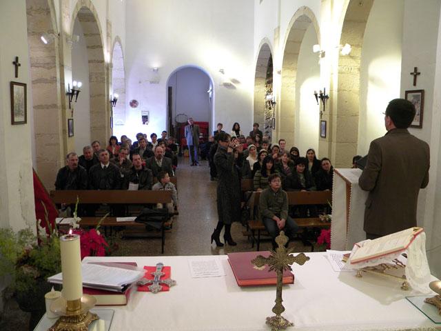 """""""Rugaciune pentru unitatea crestinilor la Alicante, Spania"""","""