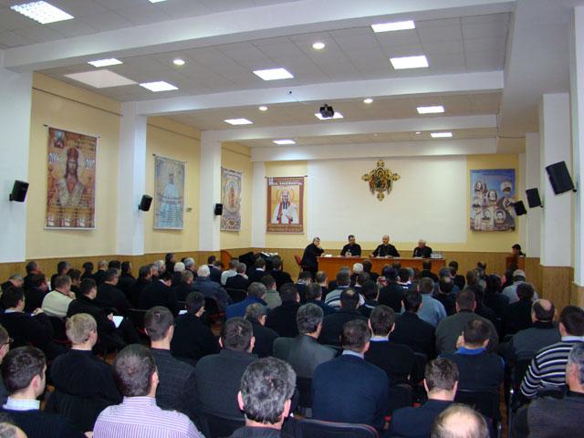 """Adunarea eparhiala a Episcopiei Române Unite cu Roma, Greco-Catolica, Oradea"","