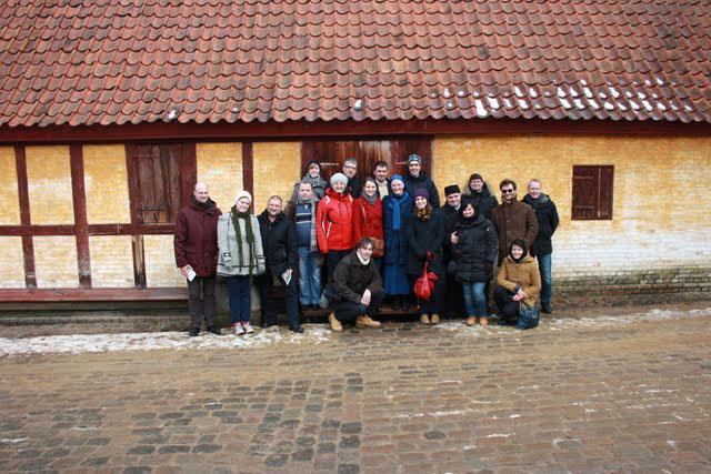 """""""Ultima întâlnire pregatitoare a campusului ecumenic din Loreto la Arhus, Danemarca"""","""