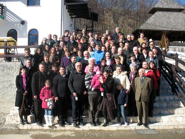 Exercitii spirituale pentru familii la Zalau,