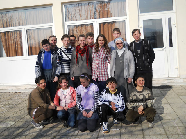 Zi de reculegere pentru copii si tineri la Beius,