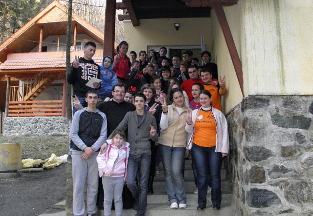 Exercitii spirituale pentru tinerii din Protopopiatele de Marghita si Ier,