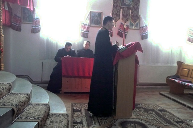 """Reculegeri spirituale în Parohia Marin, Salaj"","
