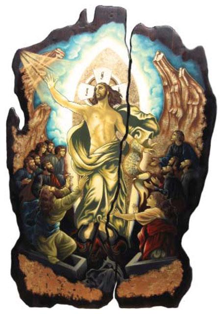 Scrisoare Pastorala la Sarbatoarea Învierii Domnului 2012,